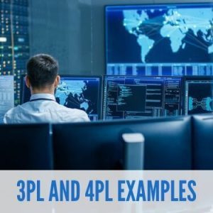 3PL and 4PL Examples