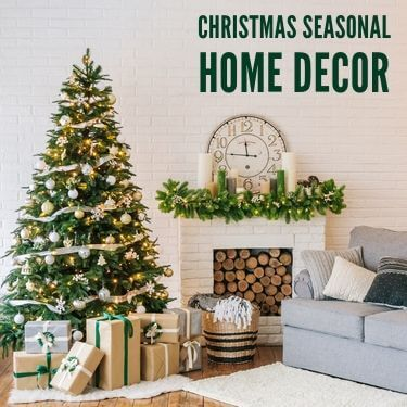 Christmas Seasonal Home Decor