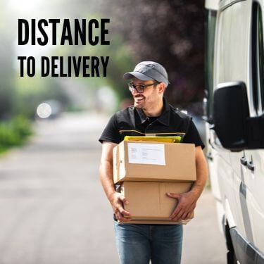 Distance To Delivery