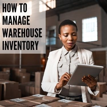 How to Manage Warehouse Inventory Feature