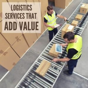 Logistics Services that Add Value