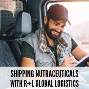 Shipping Nutraceuticals With RLG