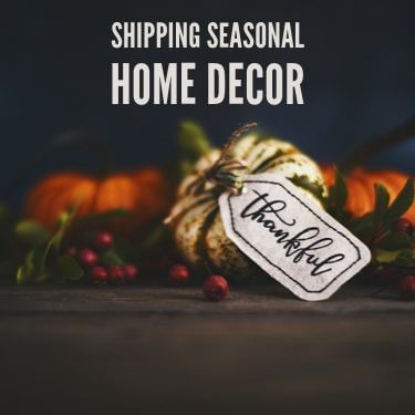 Shipping Seasonal Home Decor_Featured