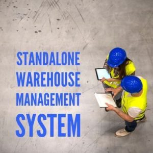 Standalone Warehouse Management System