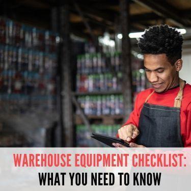 Warehouse Equipment Checklist_Featured