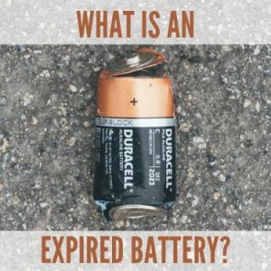 What Is An Expired Battery