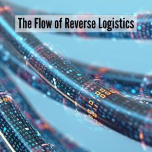 the flow of reverse logistics