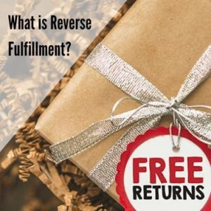 what is reverse fulfillment