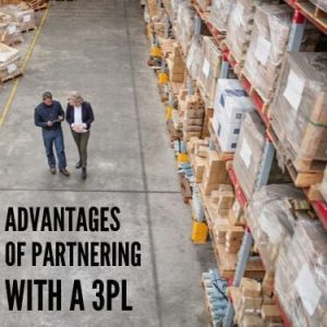 Advantages of Partnering with a 3PL