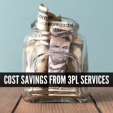 Cost Savings from 3PL Services