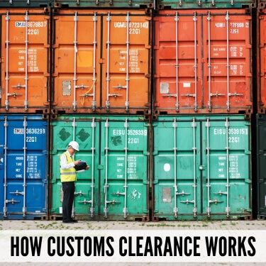 How Customs Clearance Works