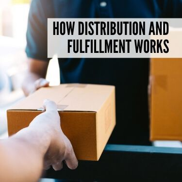 How Distribution and Fulfillment Works