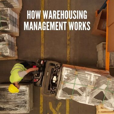 How Warehousing Management Works