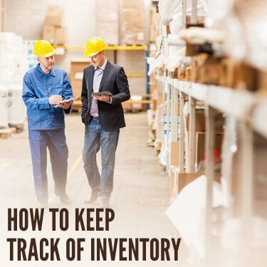 How to Keep Track of Inventory