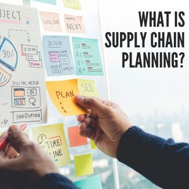 What is Supply Chain Planning