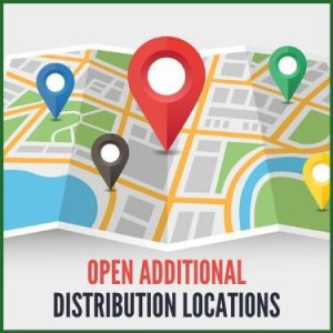 Open Additional Distribution Locations