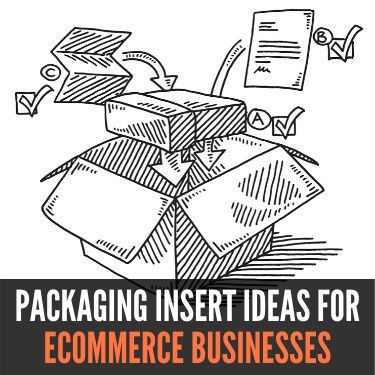 Packaging Insert Ideas for eCommerce Businesses