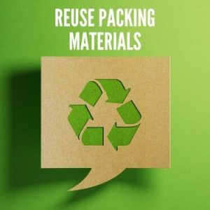 Reuse Packing Materials