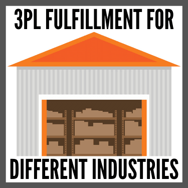 3PL Fulfillment for Different Industries