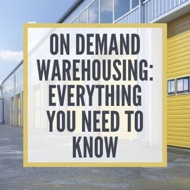 On Demand Warehousing