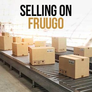 Selling on Fruugo