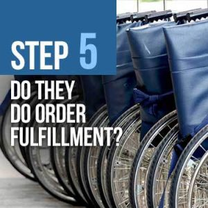 Do they do order fulfillment?