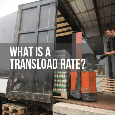 what-is-a-transload-rate