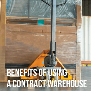 Benefits of Using a Contract Warehouse