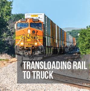 Transloading Rail to Truck