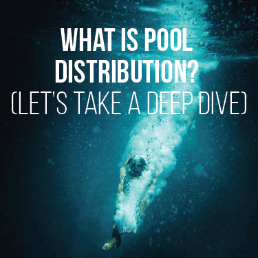 What is Pool Distribution? (Let's Take a Deep Dive)