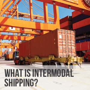 What is Intermodal Shipping?
